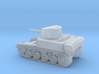 1/144 Scale Stuart M3A1 Light Tank 3d printed
