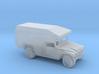1/160 Scale Humvee Ambulance 3d printed