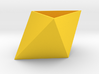 Triangular Planter 3d printed