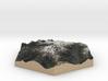 Model of Glacier Peak, WA (10cm, Full-Color) 3d printed