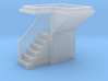HO Scale staircase 3 3d printed