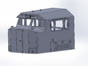 N-scale NS 6920 Crescent Cab 3d printed