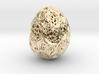DRAW geo - alien egg 2 3d printed