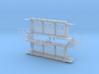 TTn3 Short Tram Coach   3d printed