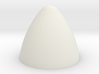 Rounded Cone Spike 3d printed