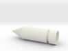 Pointed Bullet Spike 3d printed
