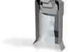 1:10 scale FIMU-Coffin (Apollo Lunar Module) 3d printed