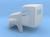 KW T370 Day Cab Light Duty Truck 3d printed