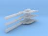 Warhammer chainaxe (x3) 3d printed