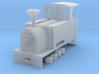 RAR Charlton class loco  3d printed