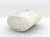1/64 Scale 850 Gallon Elliptical Tank 3d printed