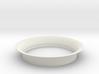 Dynamax intake lip (for stock shroud) 3d printed