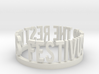 DRAW Festivus - For the Rest of Us ring 3d printed