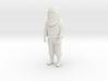 HazmatSuit / Standing / 1:32 3d printed