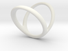 ring for Jessica pinkie-finger 3d printed