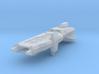 Wing Commander  Yorktown-class Light Carrier 3d printed