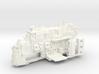 Ork Battleship 3d printed