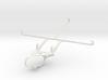 Controller mount for Nimbus & Apple iPad mini Wi-F 3d printed