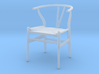 1:12 Chair Wishbone 3d printed