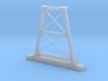 HO NSWGR Steel Bridge Trestle 3d printed
