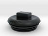 Battery Cap 3d printed