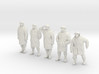 1/30 Royal Navy Duffel Coat Set201-1 3d printed