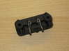 AC-M09 Compatible AC Socket for Saturn 3d printed Original pins inserted.