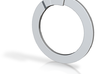 Laura King Ring Design 3d printed