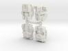 Headmaster Warriors 4-Pack (Titans Return) 3d printed