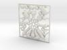 ModiBot Myke- 'Blanco' Microfigure Frame 3d printed ModiBot Myke- 'Blanco' Microfigure Frame