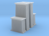 Bridge Abutments 4 Z Scale 3d printed Brick Bridge Abutments z scale