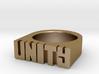 21.8mm Replica Rick James 'Unity' Ring 3d printed