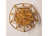 Super Dodecahedron 3d printed