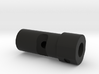 CS:GO AWP Flash Hider (14mm Self-Cutting Thread) 3d printed