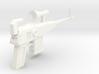X-Man Assault Rifle (Trap Jaw version) 3d printed