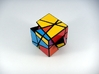 Madness Cubed Puzzle 3d printed Partial Solve