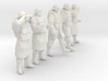 1/20 Royal Navy D-Coat+Lifevst Set203-2 3d printed