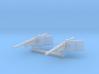 EQ29B Pak 36 Halftrack Mount (1/100) 3d printed