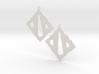Dota II Earrings 3d printed