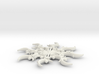 Crescentflake 3d printed