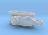 1/285th scale Renault Ft-17 Char Canon (Girod) 3d printed