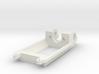 Flat Motor mount / Motorhalter 18D Inliner 3d printed