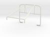 Tamiya unimog rollbar 3d printed
