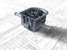 1/192 Royal Navy HACS MKIII 3d printed 3d render showing product detail