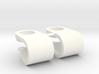 Support de gyrophare Pistenking pour rampe de 5mm  3d printed