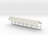 HOF034b - Roof for castle wall 4 3d printed