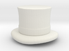Top Hat (1-48) 3d printed