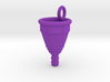 Menstrual Cup Pendant large 3d printed