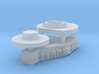 1/20th Tyrrell 023 fuel valve 3d printed
