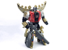 POTP Snarl G1 Styled Blaster 3d printed Painted model shown